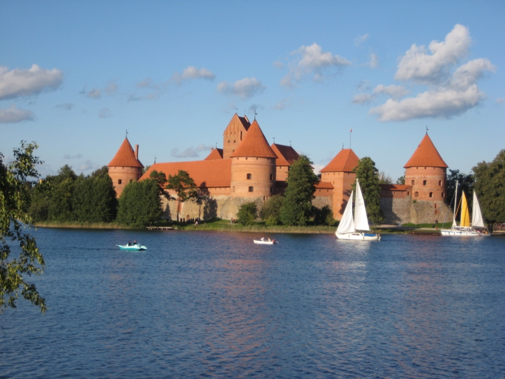 Lithuania Road Trip in 7-days