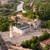 Baltic Countries tours Vilnius Cathedral