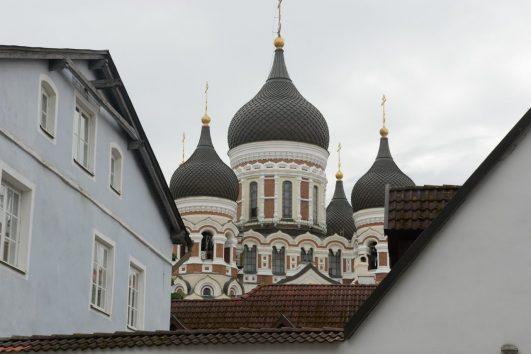 Baltic holidays Tallinn Nevski