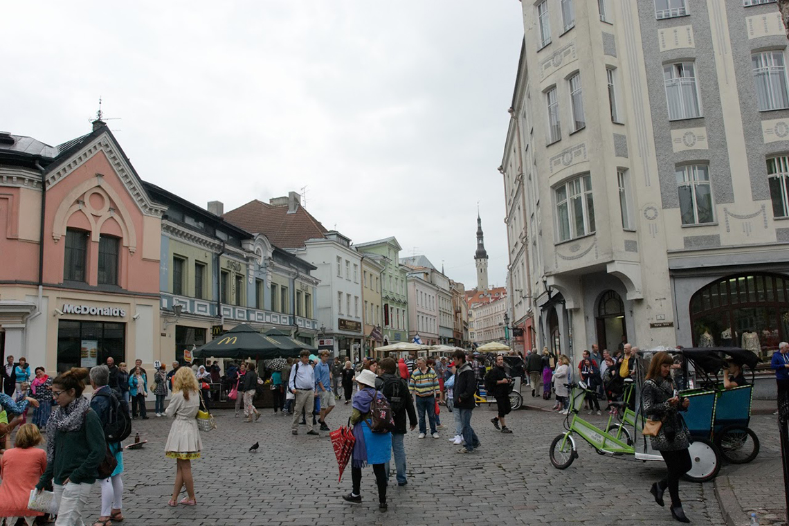 Estonia: one-country culture & nature self driving road trip