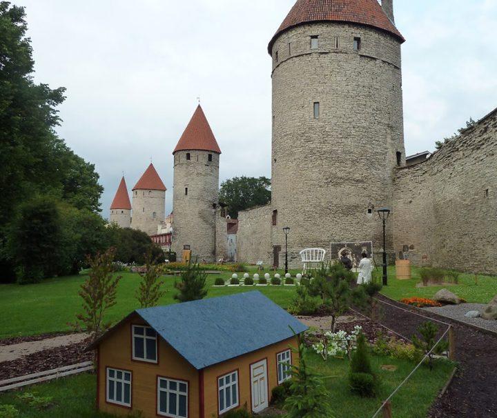 Estonia road trip
