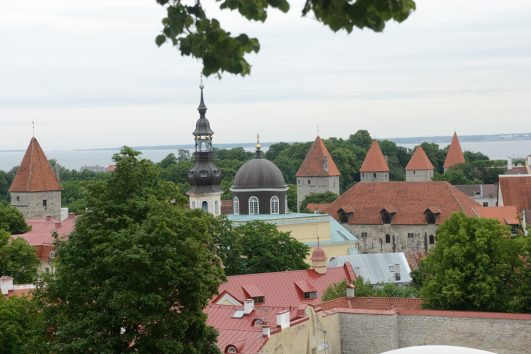 Baltic Countries tours Tallinn