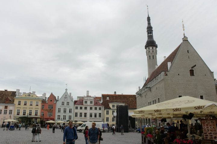 Baltic Tour from Kaunas – Tallinn Town Hall