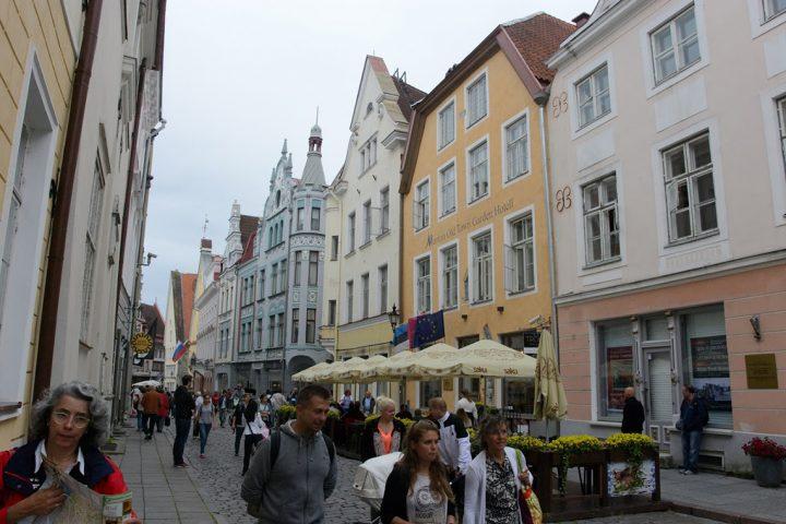 Baltic Road Trip Holidays Tallinn