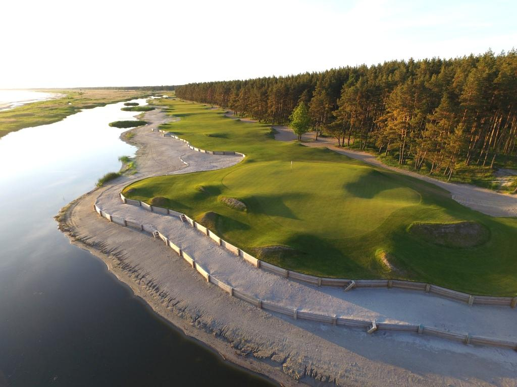 Golf in Lithuania + Riga Golf 6-day trip