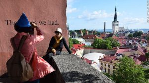 things to do in tallinn viewing platform