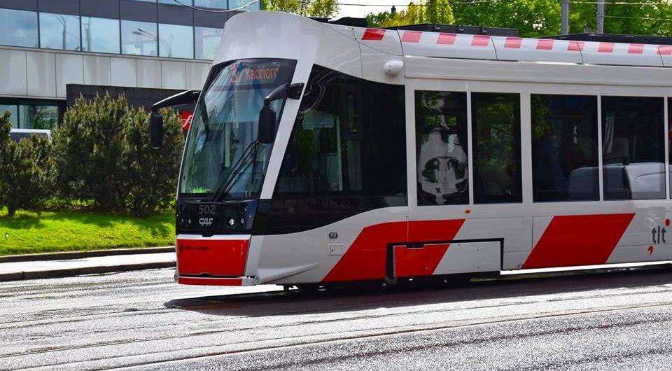 tallinn airport tram
